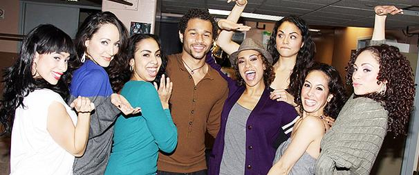 High School Musical's Corbin Bleu Hits the Heights at West Side Story