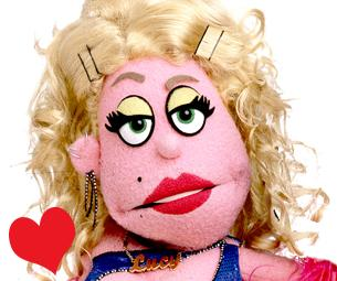 Avenue Q's Lucy T. Slut on V-Day, Hookers & Cheyenne
