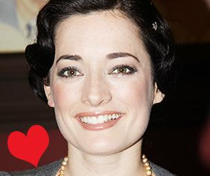 Mary Poppins Star Laura Michelle Kelly Could Fall in Love with a Boy Like This
