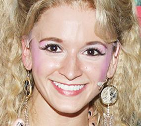 Emily Padgett to Replace Kerry Butler in Rock of Ages