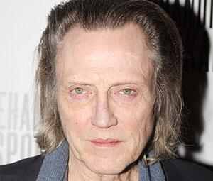 Christopher Walken Visits The View