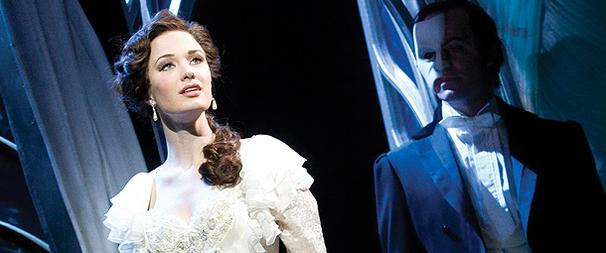 Love Never Dies Scraps Plans for Spring Broadway Run