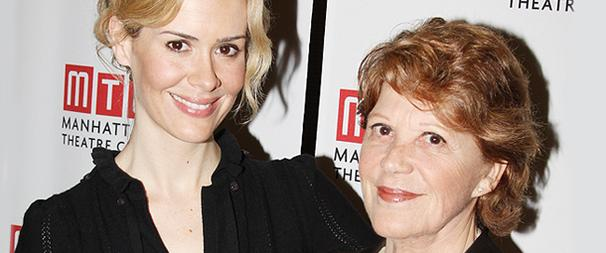 It's Collected Stories Time for Broadway-Bound Linda Lavin and Sarah Paulson