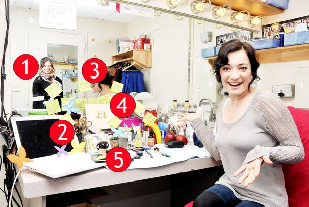 Mary Poppins Star Laura Michelle Kelly Shares Her Practically Perfect Broadway Home
