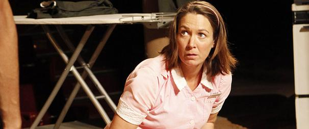 What's Up, Elizabeth Marvel? The Grace Star on a Rough Commute, Sitting Pretty and Her Dream Job