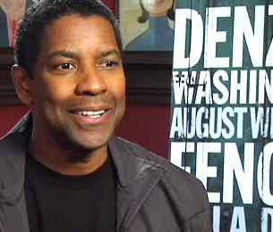 Denzel Washington and Co. Talk About Putting Up Fences