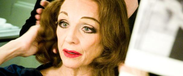 Makeover Magic! See Looped Star Valerie Harper Transform into Tallulah Bankhead