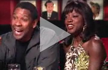 Denzel Washington and Viola Davis Talk Fences on Good Morning America