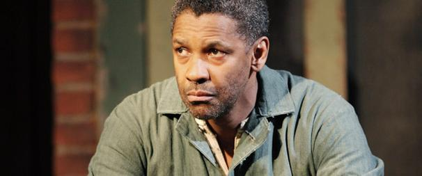 Denzel Washington Visits Regis & Kelly
