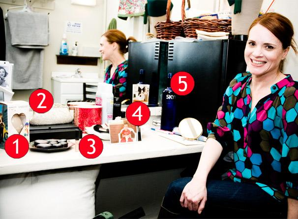 Good Things Come in Small Dressing Rooms for Tenor Star Jennifer Laura Thompson