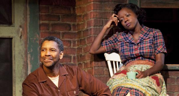 Fences Star Viola Davis on Denzel, August Wilson and Her Red-Hot Film Career