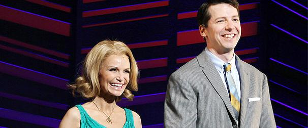 Fans Sad to Say Farewell to Kristin Chenoweth, Sean Hayes and Promises, Promises