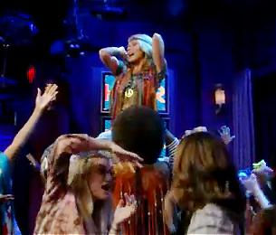Jupiter Aligns with Mars for Honorary Hippie Kelly Ripa and the Cast of Hair