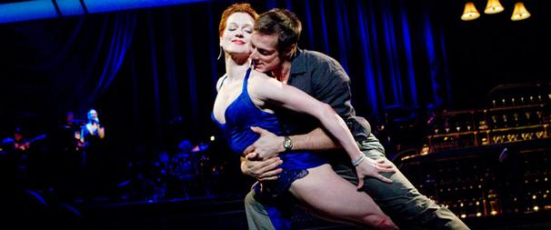 Broadway Babe Holley Farmer Taps Into Her Inner Vixen for Come Fly Away
