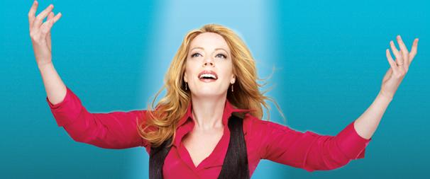 Double Tony Nominee Sherie Rene Scott on Cat Fights, Red Carpets and Everyday Rapture
