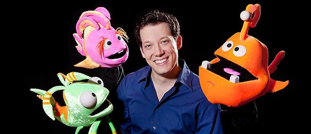 Under the Sea! ImaginOcean's John Tartaglia on Turning Vacation into a Dream Job