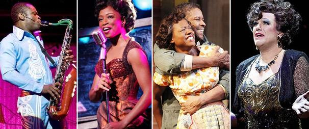 Fela!, La Cage, Fences, Memphis Top 2010 Tony Award Nominations
