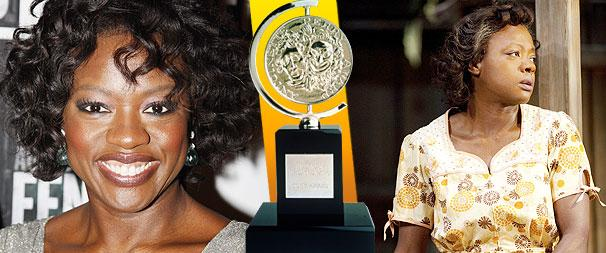 Fences Tony Nominee Viola Davis is 'Very, Very Grateful'