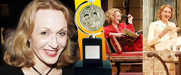 Double Tony Nominee Jan Maxwell Gets Teary at the Power of Theater