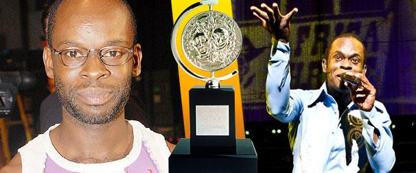 Fela!'s Sahr Ngaujah Promises Nomination Won't Go to His Head