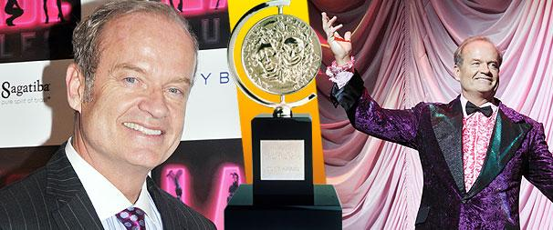 Tony Nom Kelsey Grammer's Dreams of Being a 'Broadway Brat' Come True