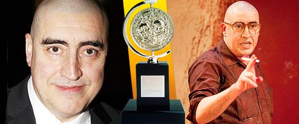 Red Tony Nominee Alfred Molina Looks Forward to Free Food