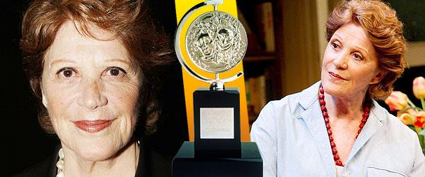 It's a Spectacular Tony Day for Story Teller Linda Lavin