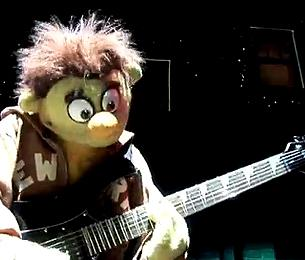 See Avenue Q Residents Take on Queen and Royally Rock Out