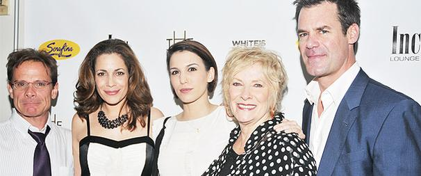White Night: Betty Buckley and the Cast of Whites Lies Celebrate Their Opening