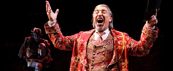 All About Off-Broadway's Screwtape Letters, a Hell of a Show!