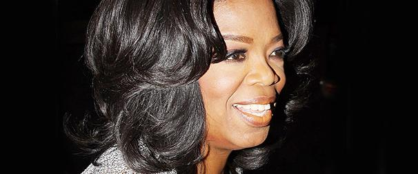 Oprah & BFF Gayle King Check Out Broadway's Fences