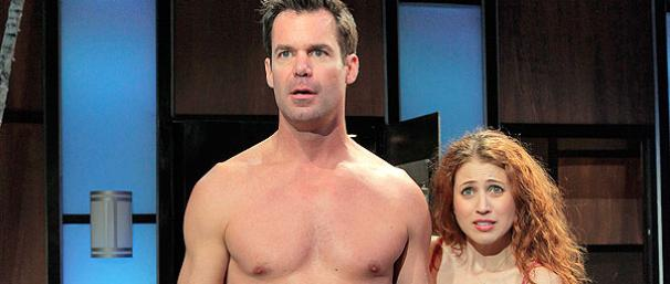 What's Up, Tuc Watkins? The White's Lies Star on Betty Buckley and Unruly Audiences