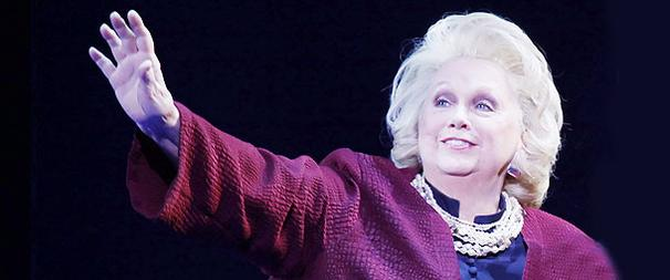 Sondheim Tony Nominee Barbara Cook Confesses: 'I Never Quite Realized How Good I Was'