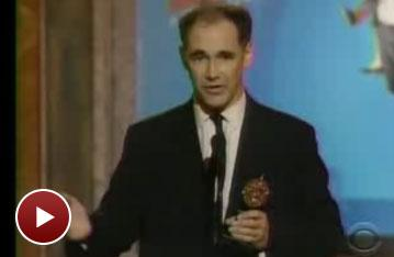 A Touch of the Poet: Mark Rylance's Bizarre Approach to Tony Acceptance Speeches