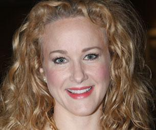 Tony Nominee Katie Finneran Wishes She'd Worn 'Looser Undergarments' for Her First Tony Win!