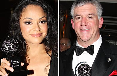 Karen Olivo and Gregory Jbara to Host 2010 Tony Awards Creative Arts Awards