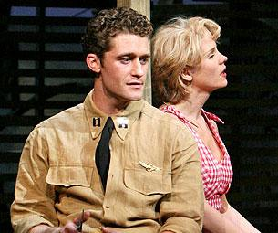 Glee's Matthew Morrison Eyes Return to South Pacific