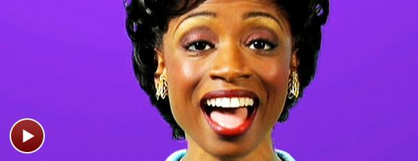 Another Memphis Music Video! Tony Nominee Montego Glover Sings 'Someday'