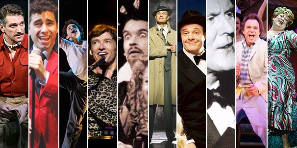 Weekend Poll: Which Recent Best Musical Actor Winner is Your Favorite?