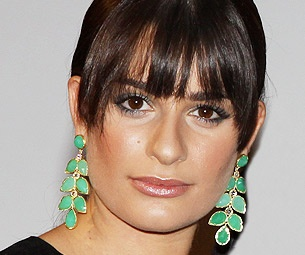 Lea Michele Reveals Plans to Make a Fashionable Tony Entrance