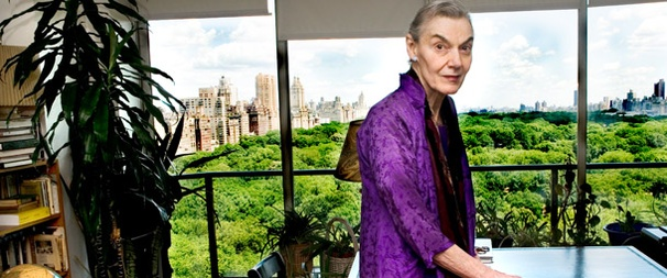 Exclusive Photos: At Home with Tony Lifetime Achievement Award Winner Marian Seldes
