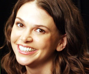 Sutton Foster carrie