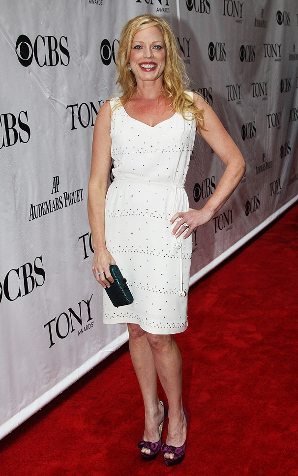 Sherie Rene Scott's Not-So-Everyday Tony Duds