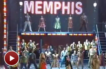 Best Musical Memphis Won't Let Anyone Steal Their Rock 'n' Roll