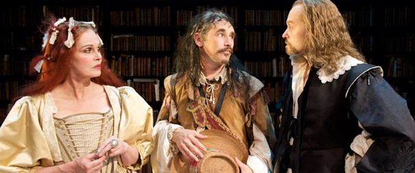 Photo Sneak Peek at David Hyde Pierce, Mark Rylance & Joanna Lumley in La Bête