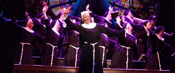 Sister Act Books Spring 2011 Opening at the Broadway Theatre