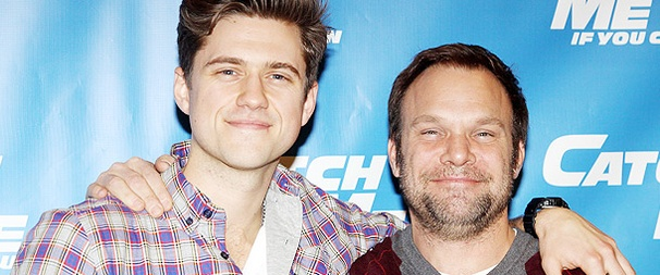 Norbert Leo Butz, Aaron Tveit & Co. Begin Rehearsals for Catch Me If You Can