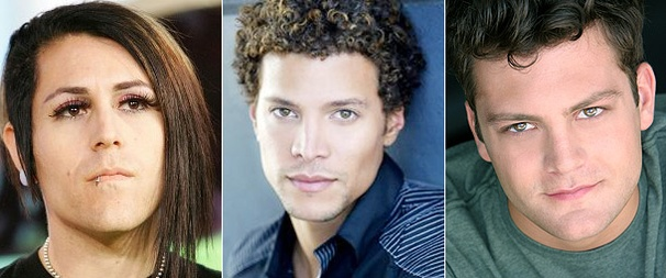 AFI's Davey Havok, Justin Guarini and Van Hughes Lead New American Idiot Cast