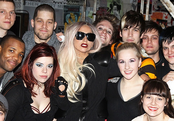 Exclusive! Lady Gaga Calls American Idiot Cast 'Rock Stars,' Shares Own Broadway Dreams