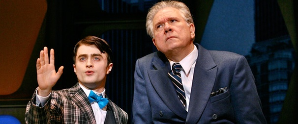 John Larroquette on Succeeding on Broadway and Looking Down on Daniel Radcliffe